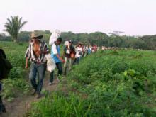 Segunda Caravana Sur de Bolivar