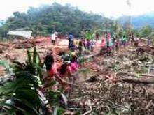 Destruccion ambiental causada por las actividades de exploracion de la MMC