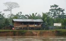Zone Humanitaire, Jiguamiando, Choco