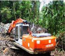 Daños ambientales causados por Maderas del Darien en el Bajo Atrato